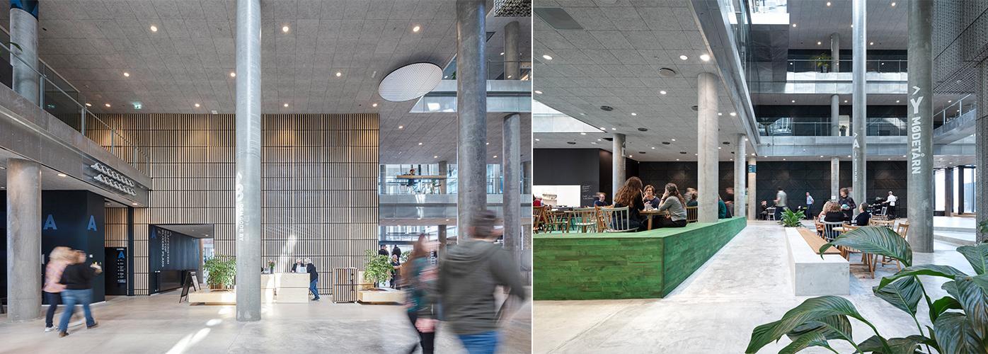Bâtiment Blixen · Aarhus · Danemark
