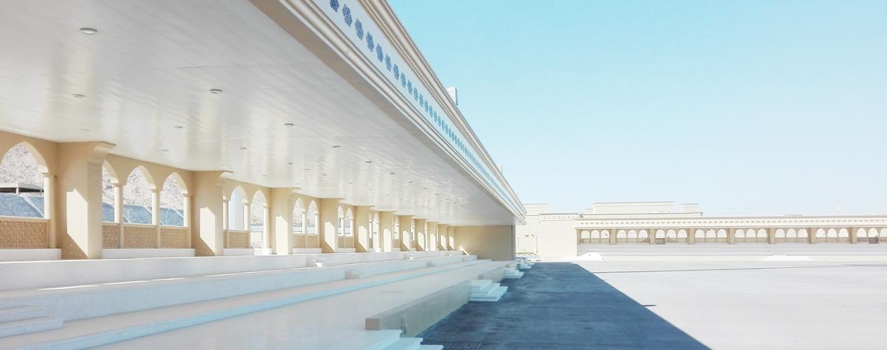 Complejo de Fuerzas Especiales · Al Khoudh · Oman