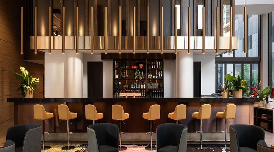 Hotel NV Fragrance Bar · Perth · Australia